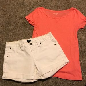 J. Crew summer outfit!